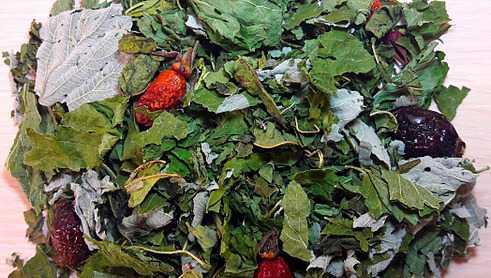чай из веток малины польза и вред